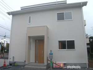 松葉町モデルハウス